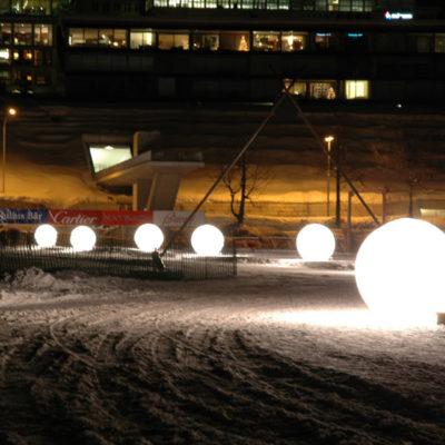 Maybach-Leuchtballone