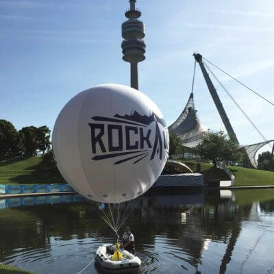 Rockavaria-Schlauchboot