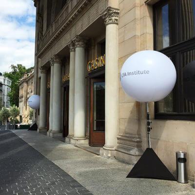 Stativballon-PVC